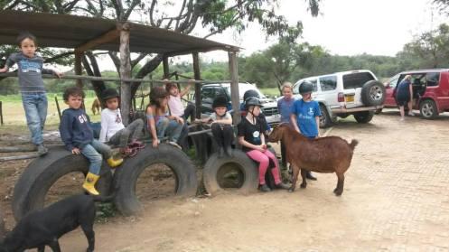 Pony camp